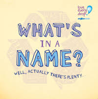 a name